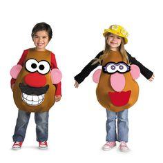 adult mister or ms potato head costume