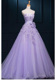 New Arrival Ball Gown Floor-length Luxury Appliques Wedding Dresses (WD0024)  #weddingdress #simibridal   #weddingdress #simibridal  #weddingdress #simibridal  #weddingdress #simibridal