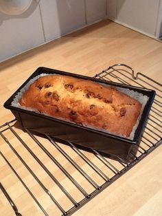 I've had this recipe for years – and don't know it's true title as I was given it by a colleague many years ago who said it was a family recipe. As she was from Germany it g… German Fruit Cake Recipe, Fruit Loaf Recipe, Loaf Recipes, Easy Cake Recipes, Sweet Recipes, Baking Recipes, Dessert Recipes, Desserts, German Cake