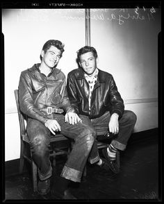 Stowaways caught on a United Airlines flight in the 50s...would love to hear the story