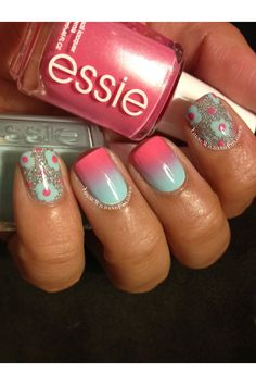 Young Wild and Polished:   #nail #nails #nailart