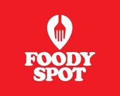 FOODY SPOT Designed by creative2lab   BrandCrowd Logan, Restaurant Logos, Drinks Logo, Logo Food, Restaurants, Food And Drink, Logo Design, Nutrition, App