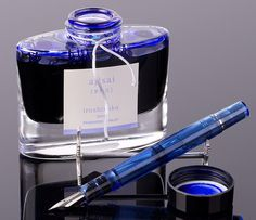 Iroshizuku Ajisai by inkyjournal, via Flickr