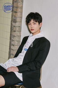 New Boy Group Golden Child Shares Special Photos Ahead Of Debut Extended Play, Jaehyun, Kim Donghyun, Jae Seok, Korea Boy, Fandom, I Luv U, Woollim Entertainment, Golden Child