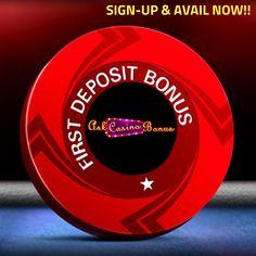 64 Best First Deposit Bonus Images Casino Bonus Online Casino Online Casino Bonus