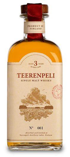 Teerenpeli Whiskey, Finland