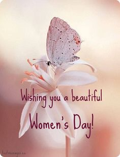Top 50 Happy Women's Day Wishes (With Images) Birthday Wishes Flowers, Special Birthday Wishes, Joyce Meyer, Woman Day Image, Happy Womens Day Quotes, Hair Salon Quotes, Women's Day Cards, Women's Day 8 March, Flower Girl Photos