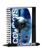 Kit Cuaderno + Pluma NFL Dallas Cowboys