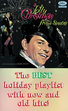 Frank Sinatra Christmas is such a classic