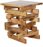 Buy Ahafo Coffee Table in Natural Mango Wood Finish with Mudramark by Suncity Handicraft online from Pepperfry. ✓Exclusive Offers ✓Free Shipping ✓EMI Available