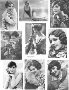 The Roaring Twenties…in Make-Up! – Make-Up Inspiration Style Année 20, Mode Style, 1920s Flapper, Flapper Style, Flapper Girls, Flappers 1920s, 1920s Style, Gatsby Style, 20s Fashion