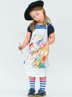 Artist Costume   Last Minute Halloween Costumes For Kids