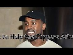 Kanye West Might Get to Help the Clippers After All 'Love Your Creativit...
