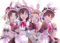 Conan Comics, Detektif Conan, Ran And Shinichi, Kudo Shinichi, Detective Conan Ran, Tokyo Ghoul Fan Art, Manga Anime, Anime Art, Inuyasha Fan Art