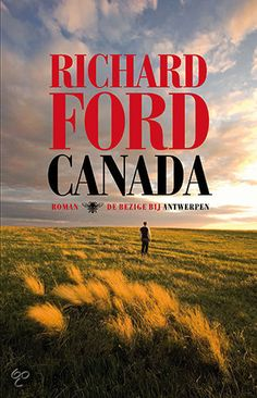 bol.com   Canada, Richard Ford   9789085423843   Boeken