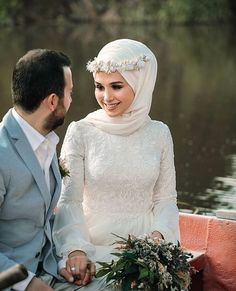 Fancy Hijab Accessories Fashion for Formal Function – Girls Hijab Style & Hija., dresses hijab muslim couples Fancy Hijab Accessories Fashion for Formal Function – Girls Hijab Style & Hija. Hijab Wedding Dresses, Modest Dresses, Dance Dresses, Dress Wedding, Short Dresses, Fancy, Hijab Mode, Hijab Stile, Models