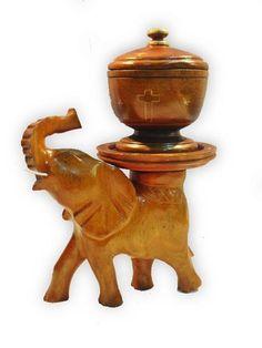 Elefante con Sopera de Orula