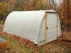 Completed $50 Greenhouse