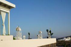 Santorini Weddings venue
