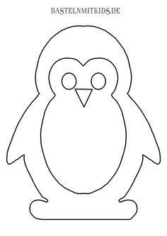 Ausmalbilder Zum Ausdrucken Pinguin Eric Carle Und Diy