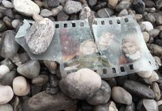 Rentner findet die Erinnerung seiner Kindheit am Strand