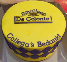 Paviljoen de colonie taart made by Angelique Bond