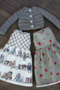 Мои работы - одежда для кукол Blythe / Одежда и обувь для кукол своими руками / Бэйбики. Куклы фото. Одежда для кукол