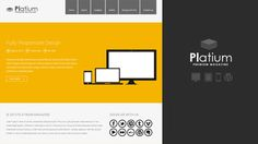 Platinum WordPress Theme