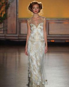 Claire Pettibone Fall 2016 Wedding Dress Collection   Martha Stewart Weddings