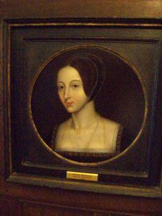 Hever Castle.  Anne Boleyn