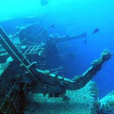 What's the Total Value of the World's Sunken Treasure?