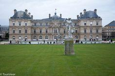 Paris Jardines de Luxemburgo
