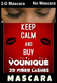 You will love this mascara!! http://www.youniqueproducts.com/CHASITYHUGHES/party/384654/view