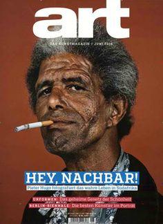 Hey, Nachbar! Gefunden in Art das kunstmagazin Nr. 06/2014