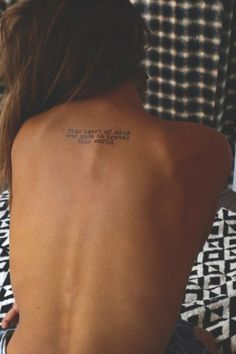 Of all the possible types of tattoos, the phrase tattoo is tr .- Tra tutti i possibili tipi di tatuaggi, la frase tattoo è tra le più … – Of all the possible types of tattoos, the phrase tattoo is among the most … – - Mini Tattoos, Back Tattoos, Trendy Tattoos, Body Art Tattoos, Small Tattoos, Tattoos Skull, Back Tattoo Quotes, Phrase Tattoos, Quote Tattoos Girls