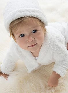 cozychic cardiganhat set  white s ** See this great product. (This is an affiliate link) #BabyGirlSweaters