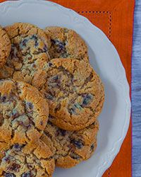 Oatmeal-Raisin Cookies with Flax Recipe on Food & Wine