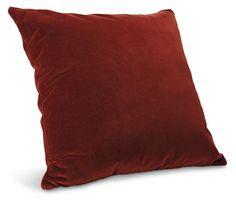 Velvet Pillows - Accent Pillows - Accessories - Room & Board
