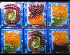 27 sweets that you know when you are a child of the 27 Süßigkeiten, die Du kennst, wenn Du Kind bist These always looked so tempting, but always tasted like a cold: