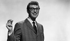 "Charles Hardin Holley (September 7, 1936 – February 3, 1959), known professionally as Buddy Holly, was an American singer-songwriter and a pioneer of rock and roll. Although his success lasted only a year and a half before his death in an airplane crash, Holly is described by critic Bruce Eder as ""the single most influential creative force in early rock and roll"