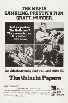 1972 | Die Valachi Papiere | Terence Young | Rating 4.5