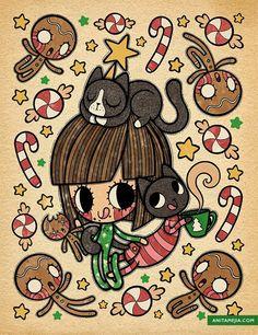 La Navidad de Froo, Mingus y Mejía.