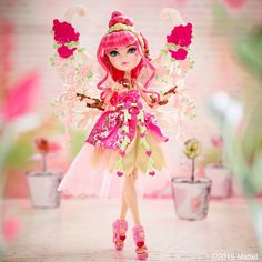 Fall head-over-heels in love with Heartstruck Cupid! This is one fairytale who's ready to bring the power of love to those in need!