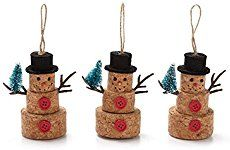 I browsed Pinterest and Etsy today to find the best wine cork crafts for Christmas to make! Click on the links to either get a tutorial or a place to buy them. Wine Cork Snowflake Ornaments Wine Cork Christmas Tree Card Holder Standing Wine Cork Reindeer Wine Cork Christmas Wreath Wine Cork Ornament (source unknown) …
