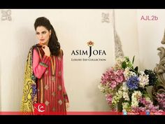 Asiofa Sprinm Jg Summer Digital Lawn Dresses Collection 2017