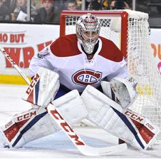 Hockey Goalie, Nhl Players, Nfl Fans, Montreal Canadiens, Golden Age, Sports, Wolf, Kids, Training