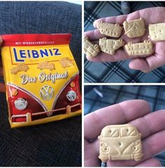 VW biscuits