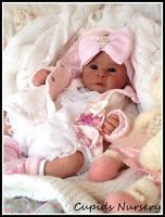 Full Body solid Silicone Baby Doll