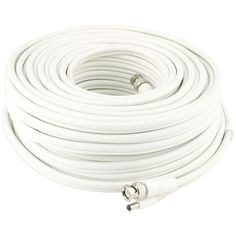 SWANN SWADS-15MBNC BNC to BNC Video & Power Extension Cable for CCTV Cameras (50ft)