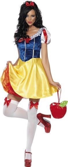 1306186f5e FairyTale Fantasy-Snow White Disfraz Blanca Nieves Mujer
